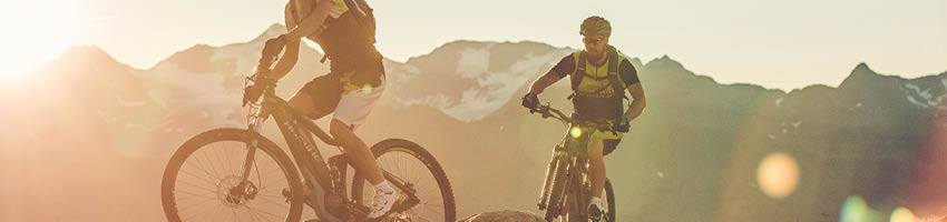 E Mountainbikes