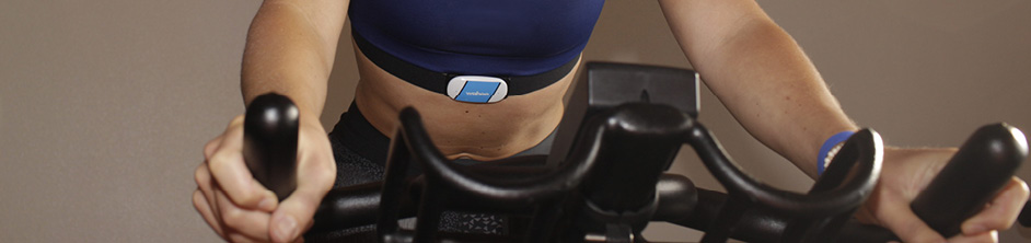 Heart Rate Monitors Blue