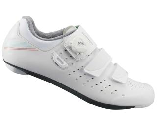 Shimano RP400 W Road Shoes White