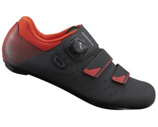 Shimano RP400 Road Shoes Red