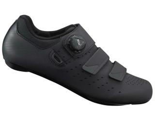 Shimano RP400 Road Shoes Black