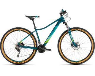 Cube Access WS Pro Dames Mountainbike Groen