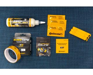 Continental Tubeless Set