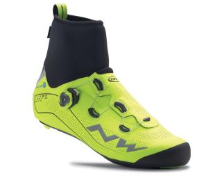 Northwave Flash Arctic GTX Road Shoes Yellow