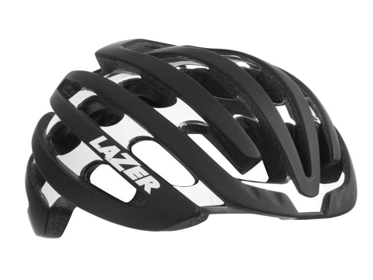 Lazer Z1 Racefiets Helm Mat Black Chrome