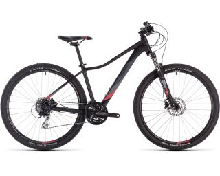 Cube Access WS Exc Dames Mountainbike Zwart