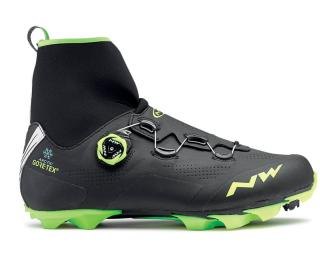 Northwave Raptor Arctic GTX MTB Shoes Black / Yellow