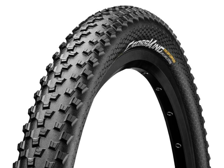 Continental Cross King II Performance Tyre