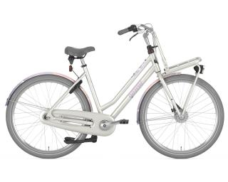 Gazelle Miss Grace 3V Transportfiets Wit