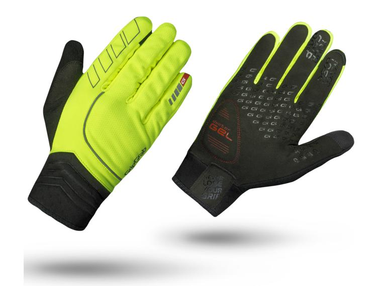 GripGrab Hurricane Glove Yellow