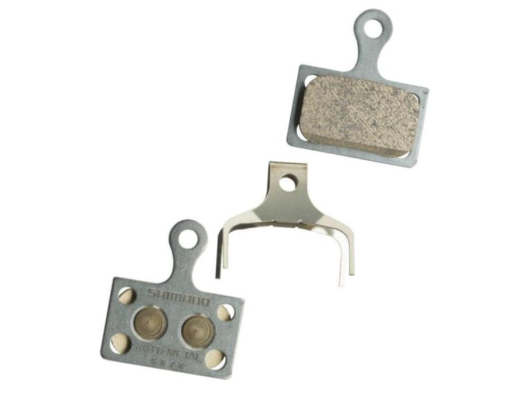 Shimano K04Ti Metal Disc Brake Pads