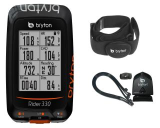 Bryton Rider 330 T Bundle Cycling Computer