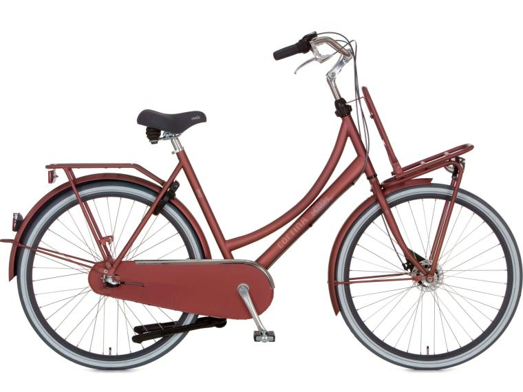 Cortina U4 Family RB3 Moederfiets Rose Matt