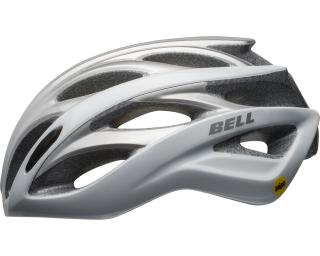 Bell Overdrive MIPS Racefiets Helm Wit