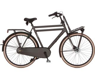Cortina U4 Raw 7V Transportfiets Heren / Zwart