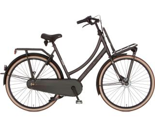 Cortina U4 Raw 7V Transportfiets Dames / Zwart