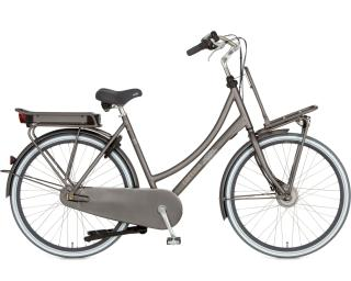 Cortina E-U4 Family E-Bike Grau
