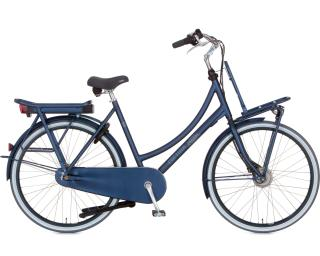 Cortina E-U4 Family E-Bike Blau