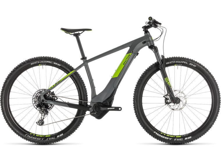 Cube Reaction Hybrid Eagle 500 Elektrische mountainbike