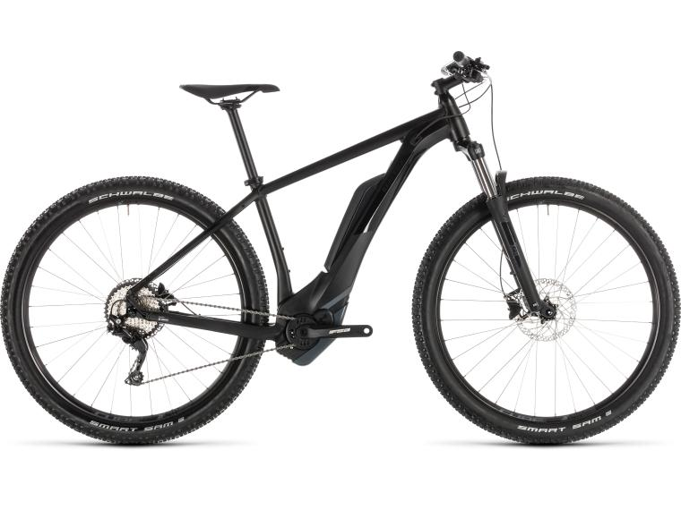 Cube Reaction Hybrid Pro 500 Elektrische mountainbike Zwart