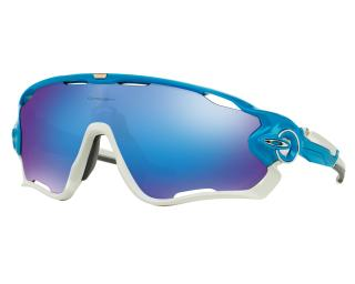 Oakley Jawbreaker Iridium Cycling Glass Blue