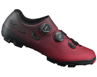 Shimano XC701 MTB Shoes Red