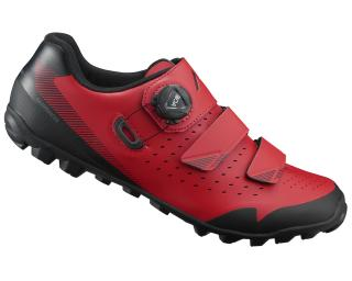 Shimano ME400 MTB Shoes Red
