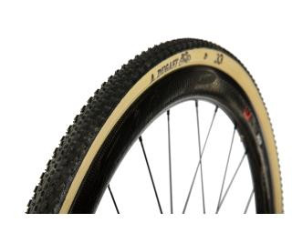 A Dugast Small Bird Tubular Tyre