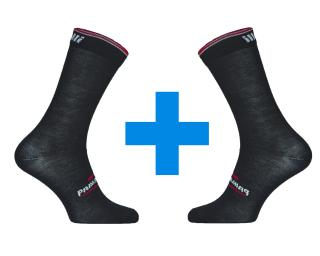 Rogelli RCS-01 Primaloft Socks 2 pieces / Red