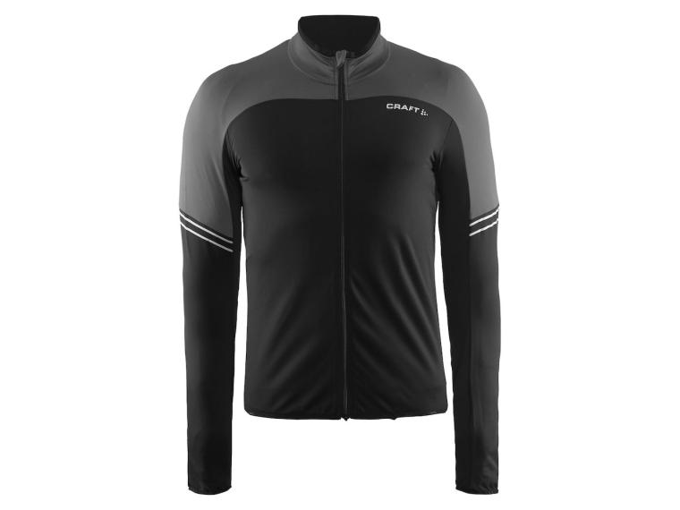 Craft Velo Thermal Jersey Grey