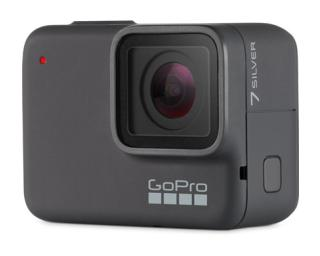 GoPro Hero 7 Silver Actionkamera