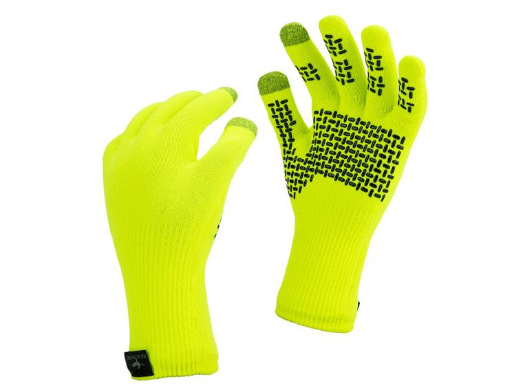 Sealskinz Ultra Grip Glove Yellow