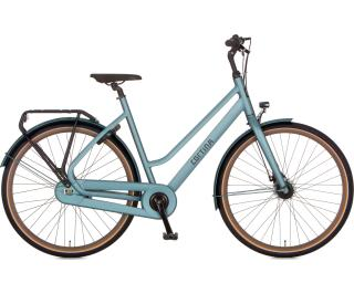 Cortina Common Active 7V Transportfiets Dames / Groen
