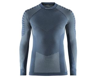 Craft Active Intensity CN LS Long Sleeve Base Layer Green