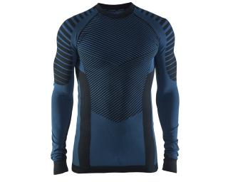 Craft Active Intensity CN LS Long Sleeve Base Layer Blue