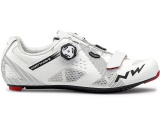 Northwave Storm Carbon Road Shoes White