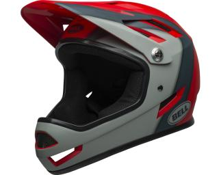 Bell Sanction MTB Helm Rot