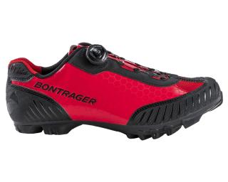 Bontrager Foray MTB Shoes Red