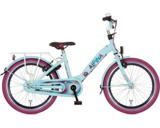 Alpina Girlpower 20 inch Blauw