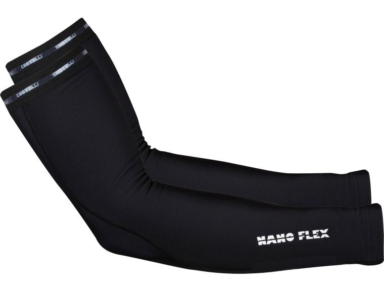 Castelli Nanoflex Plus Arm Warmers Black
