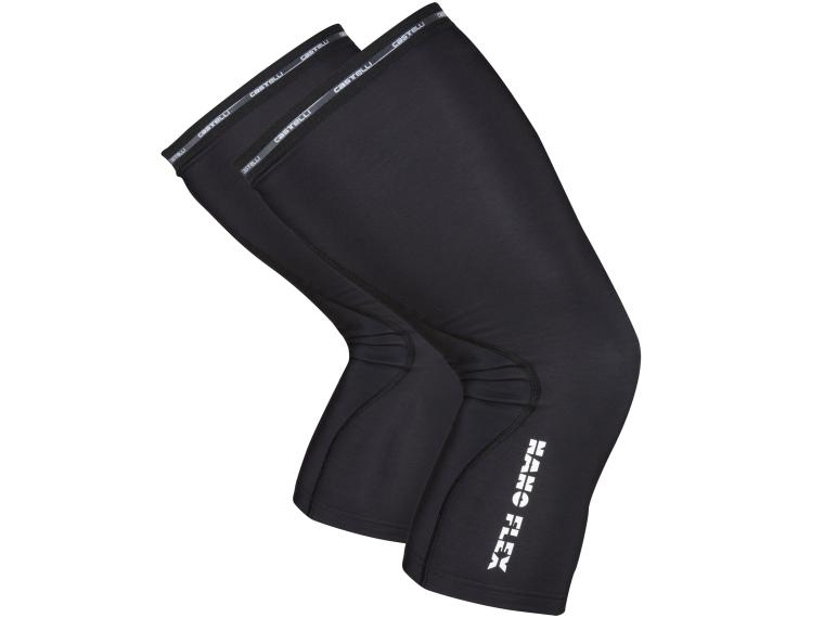 Castelli Nanoflex Plus Knee Warmers Black