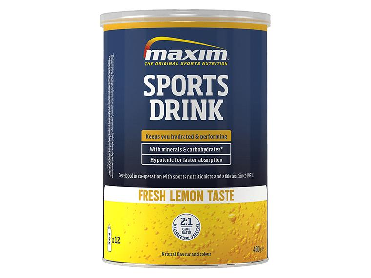 Maxim Sports Drink Lemon 500 grams