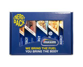 Maxim Energy Pack energy bar vario 10 repen