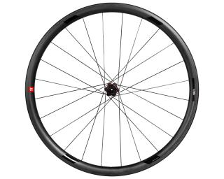 3T Orbis II C35 Ltd Stealth Ceramic Speed Road Bike Wheels Rear Wheel