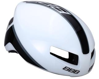 BBB Cycling Tithon Racefiets Helm Wit