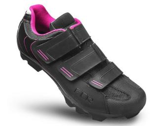 FLR F-55 MTB Shoes Black / Pink