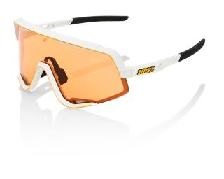 100% Glendale Cycling Glasses White