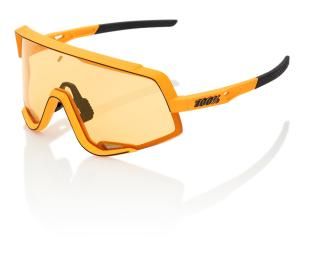 100% Glendale Cycling Glasses Yellow