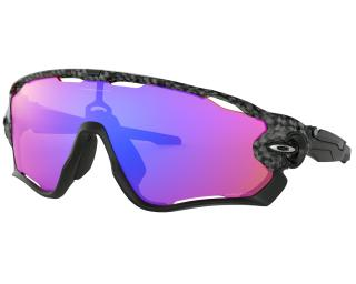 Oakley Jawbreaker Prizm Trail Cycling Glasses Grey