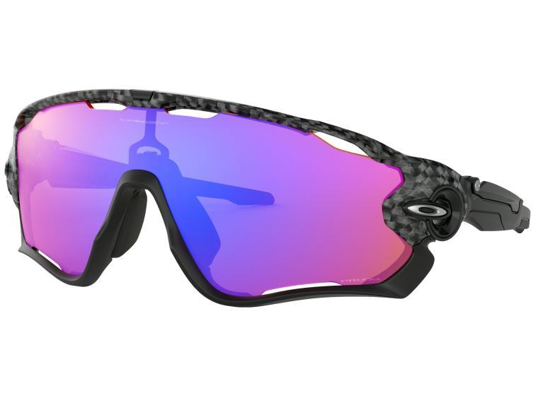 14e96d3103 Oakley Jawbreaker Prizm Trail Cycling Glasses Carbon Fiber